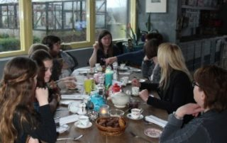 hightea met tandemtocht