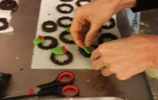 Kerstbonbons workshop