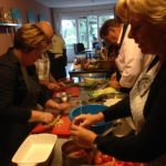Surinaams koken kookworkshop