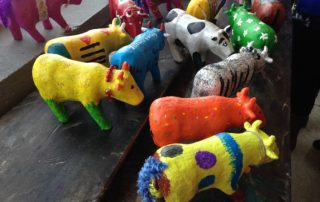 Design koe pimpen cow parade