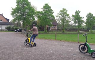 Swingtrike natuur tour